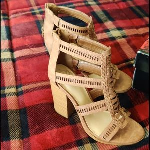 Cute Open Toe Sandal Bootie
